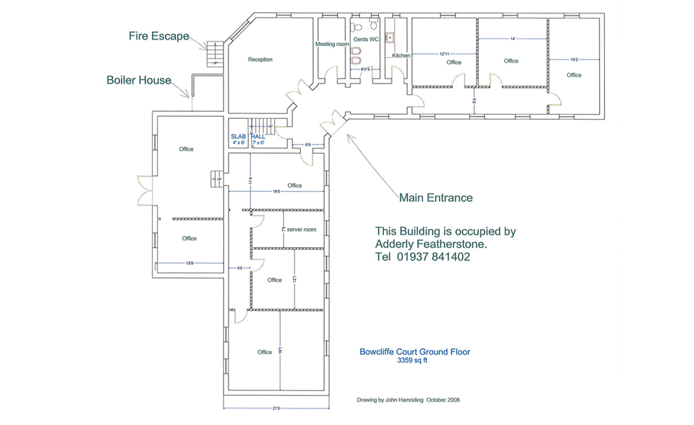 Bowcliffe Court Ground Floor
