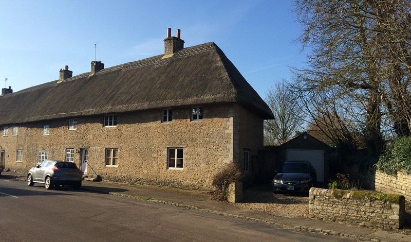 Nene Cottage, Fortheringhay